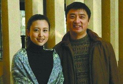央视女主持张蕾嫁五旬铁矿大亨 毕福剑当月老
