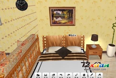 家庭设计软件_室内装饰设计软件_72xuan装修软件