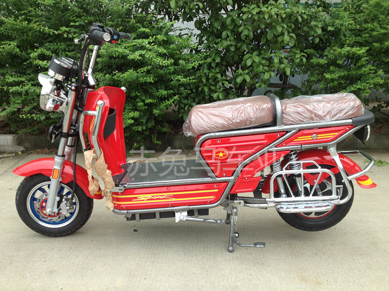 新款大力神电动车电摩 豪华电瓶车 载重王载货摩托车 电动摩托车