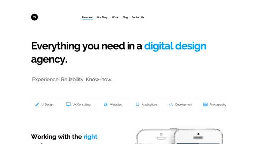 来看2015年网站 网页设计的10大趋势