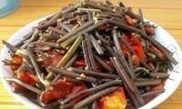 吃这种家常菜会100%的致癌-蕨菜