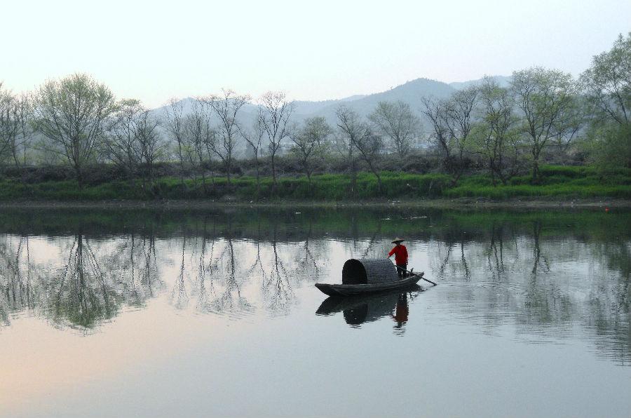 去过中国最美的乡村吗?跟着我去看看吧!