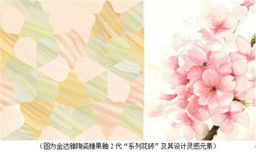 陶瓷樱花花纹图案大全